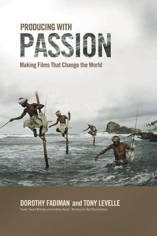 PRODUCING with PASSION book cover